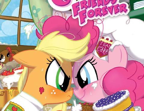 彩虹小馬G4:永遠的朋友